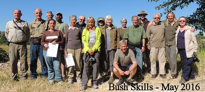 bush skills group